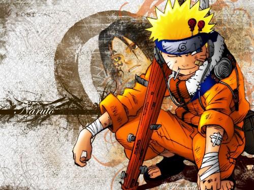 Studio Pierrot, Naruto, Naruto Uzumaki, Sasuke Uchiha Wallpaper