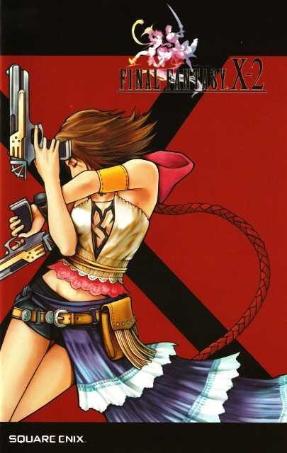 Square Enix, Final Fantasy X-2, Yuna