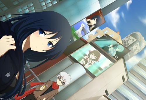 DURARARA!!, Vocaloid, Ruri Hijiribe, Miku Hatsune, Member Art