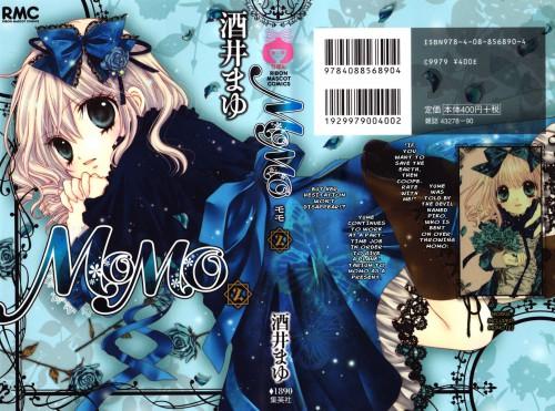 Mayu Sakai, Momo - Shuumatsu Teien he Youkoso, Momo (Momo - Shuumatsu Teien e Youkoso), Manga Cover