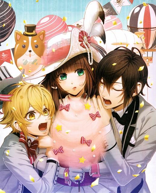 miko (Mangaka), Idea Factory, Code: Realize, Delacroix II, Arsène Lupin