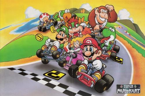 Nintendo, Super Mario, Donkey Kong, Yoshi, Princess Peach