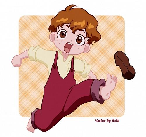 Nippon Animation, Les Misérables: Shoujo Cosette, Gavroche, Vector Art