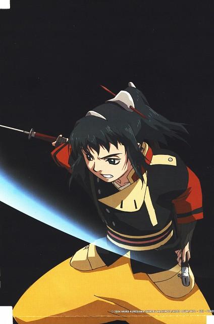 Gonzo, Samurai 7, Okamoto Katsushiro