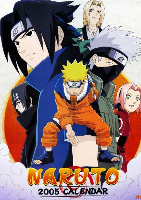 Studio Pierrot, Naruto, Kakashi Hatake, Sasuke Uchiha, Tsunade