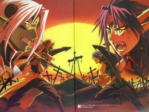 Daisuke Moriyama, Gonzo, Chrno Crusade, Aion (Chrno Crusade), Chrno