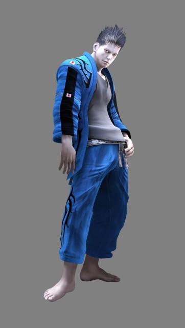 Sega, Virtua Fighter, Goh Hinogami