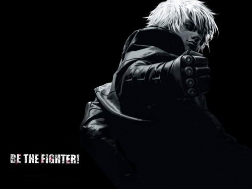 SNK, King of Fighters, K' Wallpaper