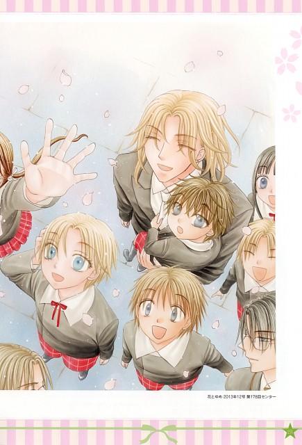 Tachibana Higuchi, Gakuen Alice, Graduation - Gakuen Alice Illustration Fan Book, Kokoro Yome, Nonoko Ogasawara
