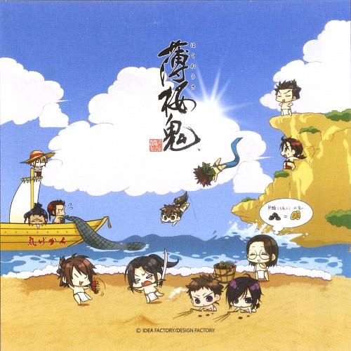 Idea Factory, Studio DEEN, Hakuouki Shinsengumi Kitan, Keisuke Sannan, Shiranui Kyo