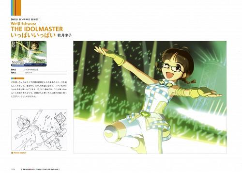 Annindofu, Namco, A-1 Pictures, Annindofu Illustration Works - Brilliant Idol, Idol Master