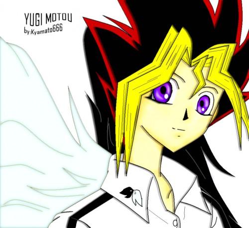 Yu-Gi-Oh Duel Monsters, Yuugi Mutou