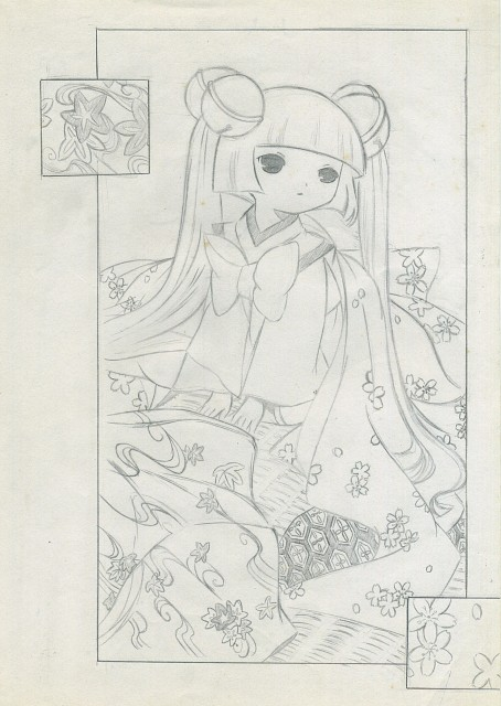 Chobits, Kotoko, Member Art