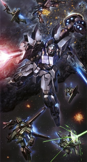 Mobile Suit Gundam - Universal Century, Mobile Suit Gundam Unicorn, Gundam Perfect Files