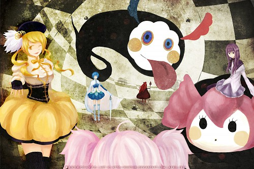 Ume Aoki, Shaft (Studio), Puella Magi Madoka Magica, Homura Akemi, Mami Tomoe