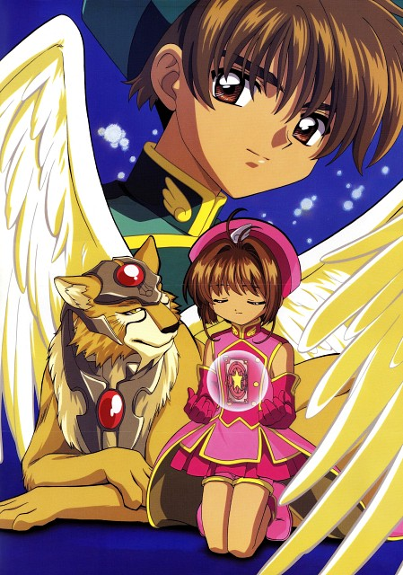 CLAMP, Madhouse, Cardcaptor Sakura, Cheerio! 3, Keroberos