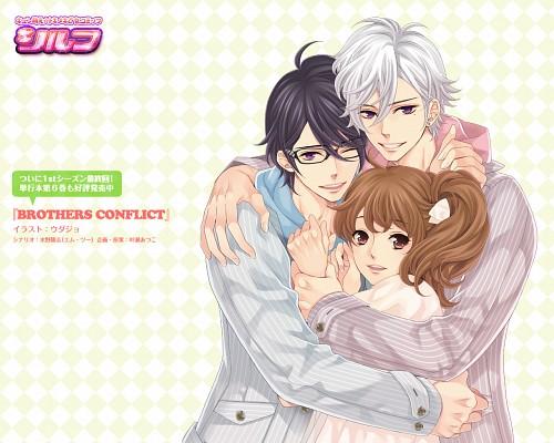 Udajo, Idea Factory, Brothers Conflict, Azusa Asahina, Tsubaki Asahina