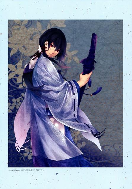 Yomi (Mangaka), Rejet, Ken ga Kimi Wafuu Denki Emaki, Ken ga Kimi, Sakyou Sagihara