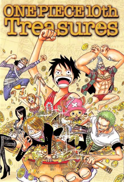 Eiichiro Oda, One Piece, Nico Robin, Monkey D. Luffy, Sanji
