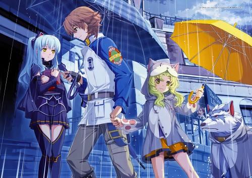 Falcom, The Legend of Heroes: Zero no Kiseki, The Legend of Heroes: Ao no Kiseki, Zeit, Kea