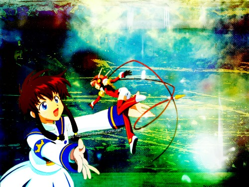 CLAMP, Angelic Layer, Hikaru (Angelic Layer), Misaki Suzuhara Wallpaper