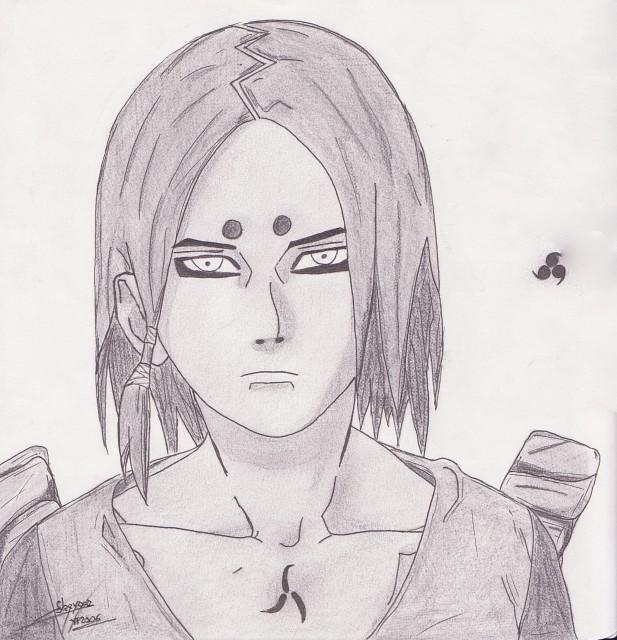 Naruto, Kimimaro Kaguya, Member Art