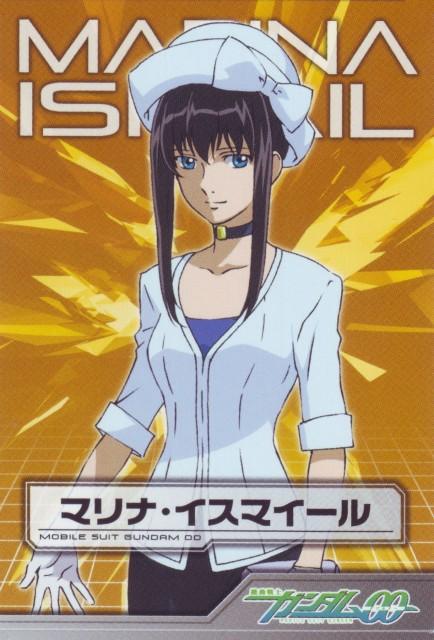 Mobile Suit Gundam 00, Marina Ismail