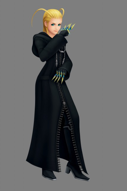 Square Enix, Kingdom Hearts, Larxene