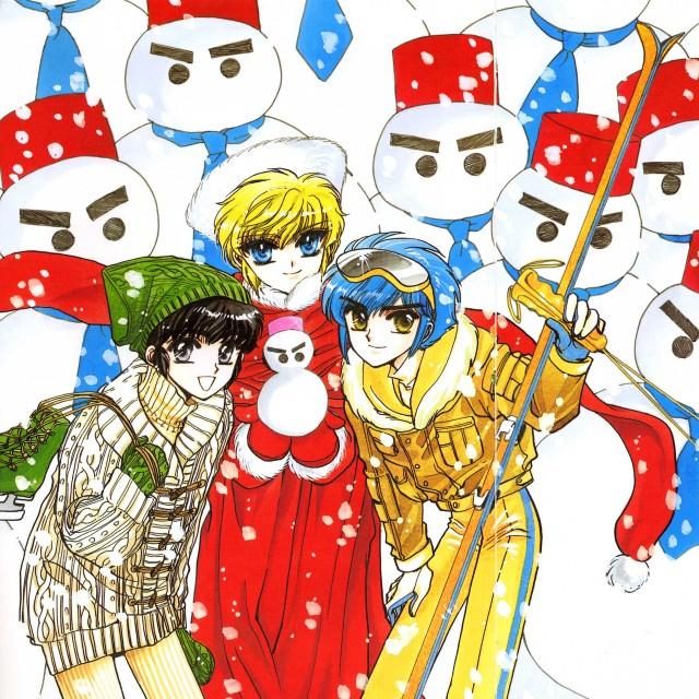 CLAMP, Studio Pierrot, CLAMP School Detectives, CLAMP South Side, Nokoru Imonoyama