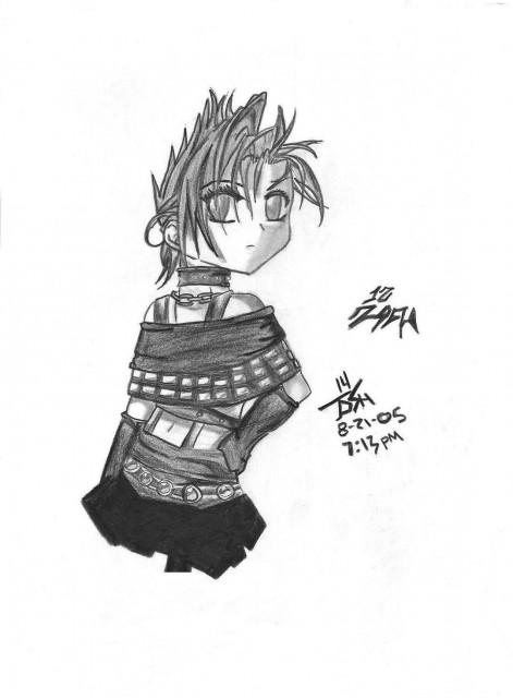 Square Enix, Final Fantasy X-2, Paine, Member Art