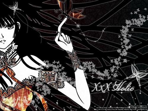 CLAMP, Production I.G, xxxHOLiC, Yuuko Ichihara, Member Art Wallpaper