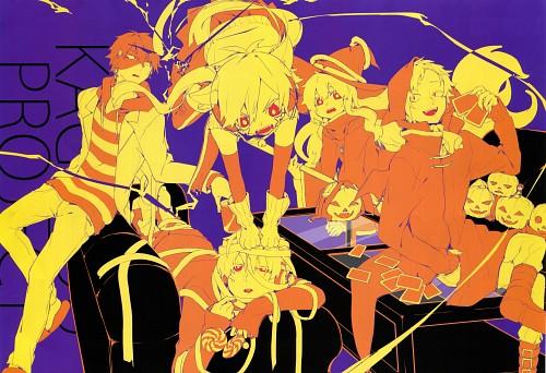 Shidu, Shaft (Studio), Kagerou Days, Shintaro Kisaragi, Haruka Kokonose