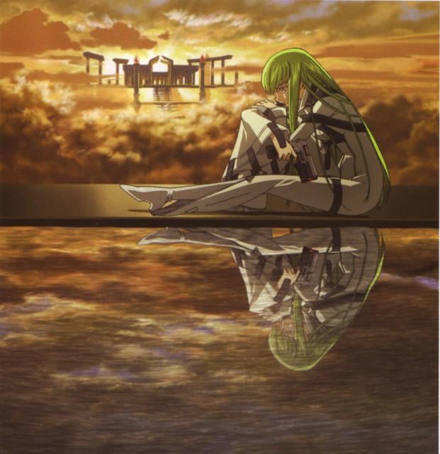 Takahiro Kimura, Sunrise (Studio), Lelouch of the Rebellion, C.C.
