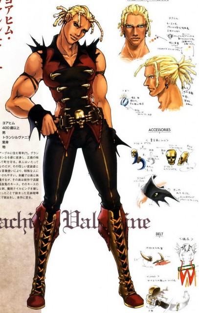 Sacnoth, Shadow Hearts, Joachim Valentine, Character Sheet