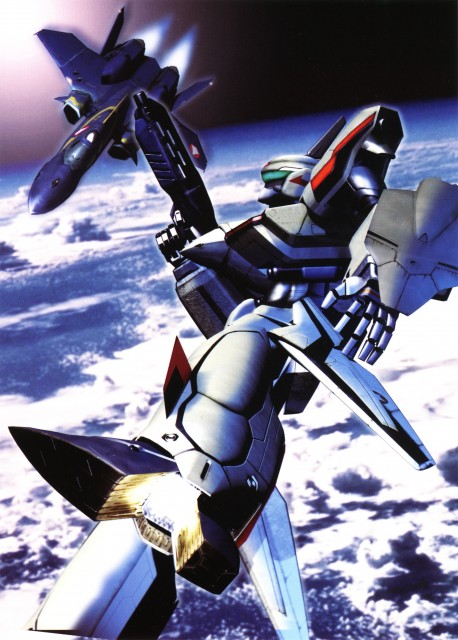 Tatsunoko Production, Bandai Visual, Macross