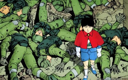 Akira, Akira (character) Wallpaper