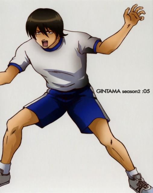 Sunrise (Studio), Gintama, Sagaru Yamazaki, DVD Cover