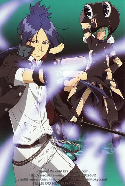 Akira Amano, Artland, Katekyo Hitman Reborn!, Fran, Mukuro Rokudo