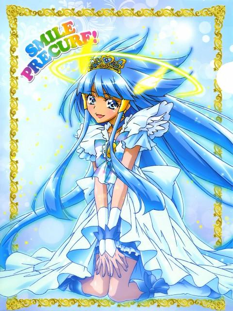 Toei Animation, Smile Precure!, Cure Beauty, Pencil Board, Animage