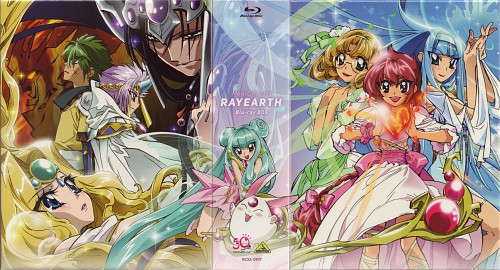 CLAMP, TMS Entertainment, Magic Knight Rayearth, Guru Clef, Primera
