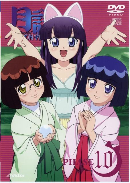 Tsukuyomi Moon Phase, Kaoru Midou, Hikaru Midou, Hazuki (Tsukuyomi Moon Phase)