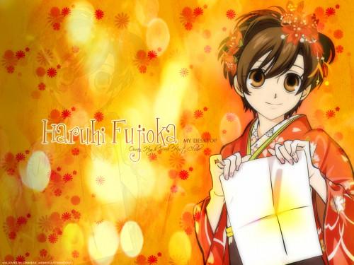 Hatori Bisco, BONES, Ouran High School Host Club, Haruhi Fujioka Wallpaper