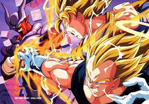 Akira Toriyama, Toei Animation, Dragon Ball, Janemba
