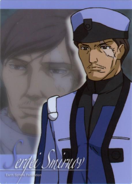 Mobile Suit Gundam 00, Sergei Smirnov