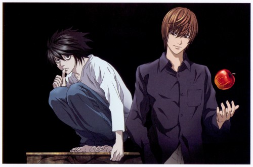 Madhouse, Death Note, L, Light Yagami