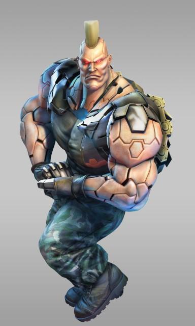 Tekken, Jack-5