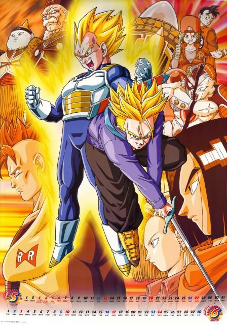 Akira Toriyama, Toei Animation, Dragon Ball, Android 19, Bulma
