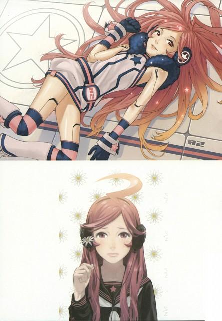 Yuusuke Kozaki, KYMG:2 - Yusuke Kozaki Illustrations, Vocaloid, Miki Furukawa