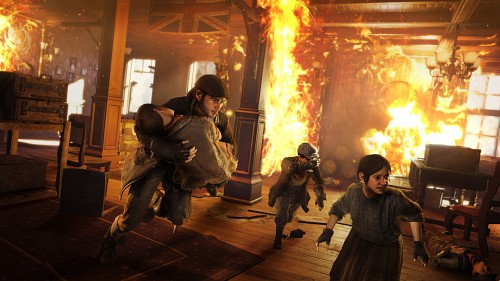 Ubisoft, Assassin's Creed Syndicate, Jacob Frye, Game CG