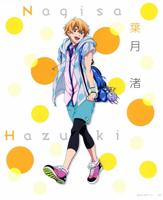 Kyoto Animation, Free!, Nagisa Hazuki, Album Cover